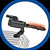 9429 featureimage Pistola de laser LED (requer 2 x pilhas de botão LR41)