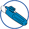9435 featureimage Unterwassermotor enthalten (1 x 1,5V-Mignon-Batterie nötig)