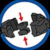 9490 featureimage zerstörbarer Meteoroid