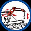 9500 featureimage rotating crane / rope winch