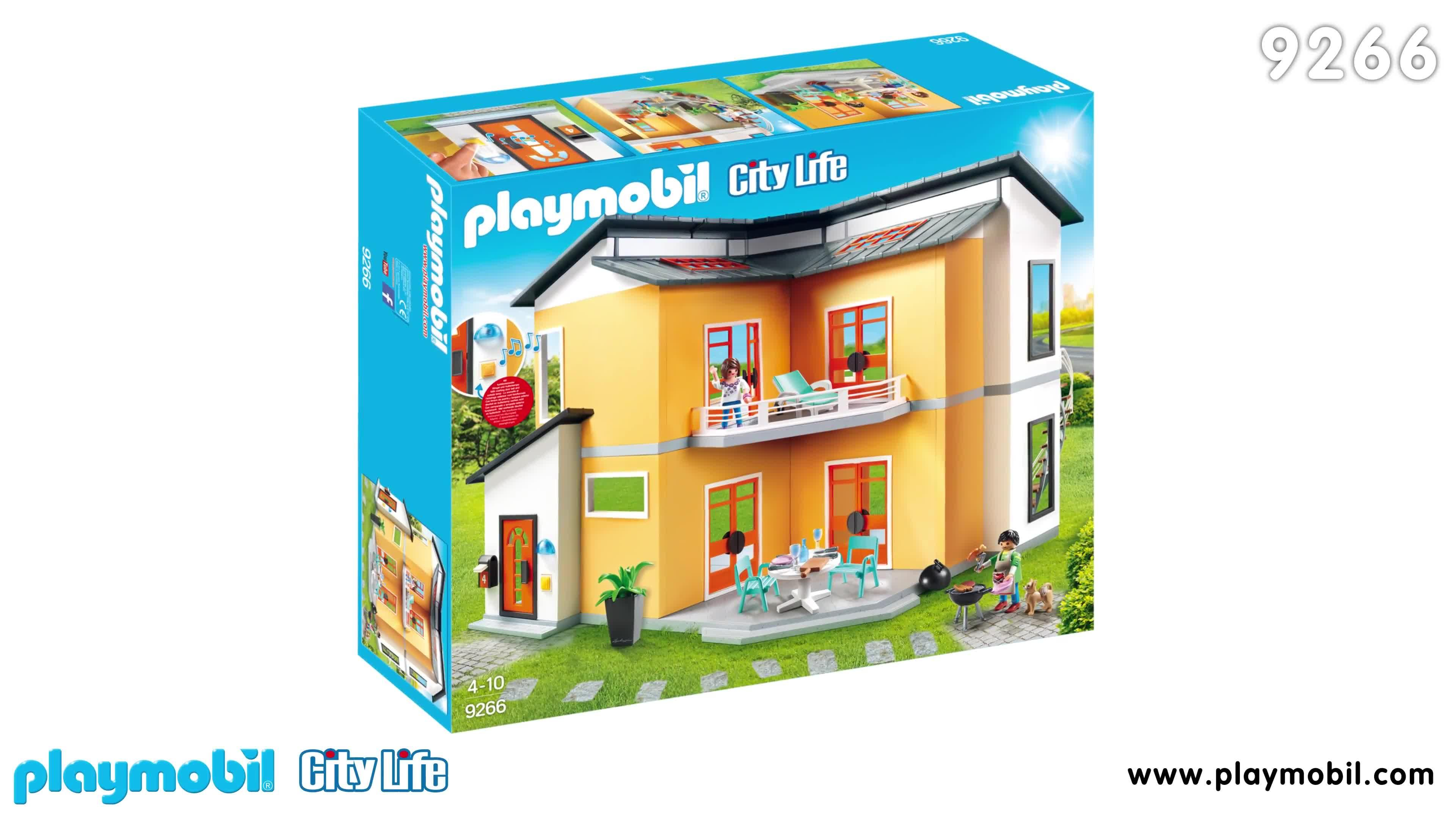 Maison Moderne 9266 Playmobil France